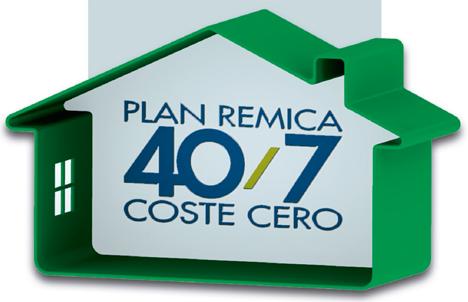 Muchos españoles ya están dentro de Remica Plan 40/7